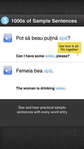Best Romanian Words & Phrases App - WordPower Romanian